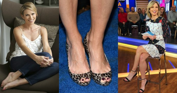 49 Sexy Amy Robach Feet Pictures Will Prove That She Is Sexiest Woman In This World