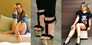 49 Sexy Andrea Legarreta Feet Pictures Will Blow Your Minds