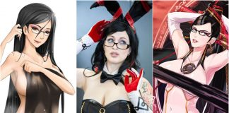49 Sexy Bayonetta Boobs Pictures Will Make You Crave For Her