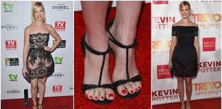 49 Sexy Beth Behrs Feet Pictures Will Make You Drool For Her