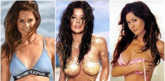 49 Sexy Brooke Burke Boobs Pictures Will Make You Crave For Her