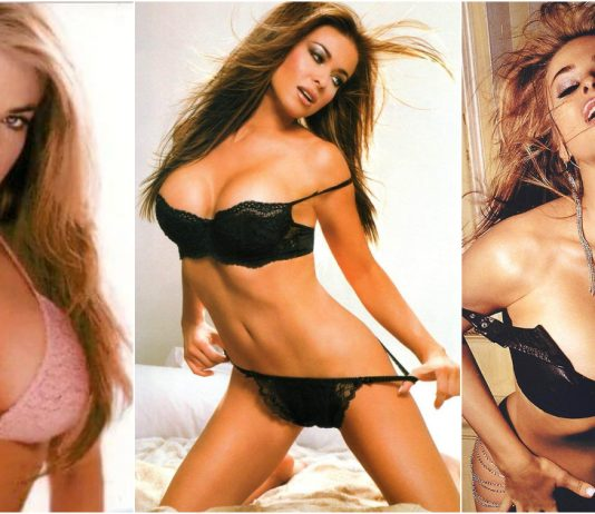 49 Sexy Carmen Electra Boobs Pictures Will Get You Hot Under Your Collars