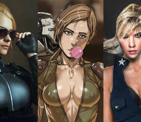 49 Sexy Cassie Cage Boobs Pictures Are Just Too Hot to Handle