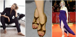 49 Sexy Cate Blanchett Feet Pictures Will Prove That She Is Sexiest Woman In This World