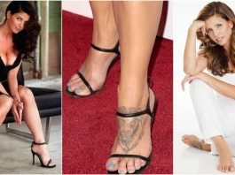 49 Sexy Charisma Carpenter Feet Pictures Are Heaven On Earth