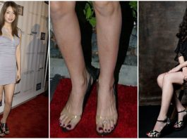 49 Sexy Christian Serratos Feet Pictures Will Prove That She Is Sexiest Woman In This World