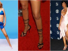49 Sexy Christina Aguilera Feet Pictures Are Sexy As Hell