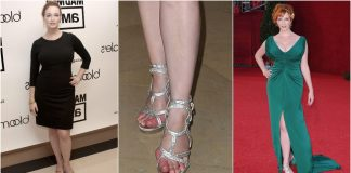 49 Sexy Christina Hendricks Feet Pictures Are So Damn Hot That You Can't Contain It