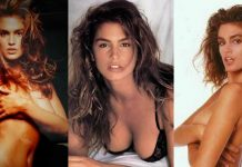 49 Sexy Cindy Crawford Boobs Pictures Will Make You Crazy About Her