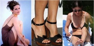 49 Sexy Courtney Cox Feet Pictures Will Prove That She Is Sexiest Woman In This World
