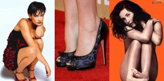 49 Sexy Demi Moore Feet Pictures Are Delight For Fans