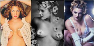 49 Sexy Drew Barrymore Boobs Pictures Will Get You Hot Under Your Collars