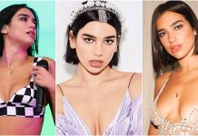 49 Sexy Dua Lipa Boobs Pictures Will Make You Want Her
