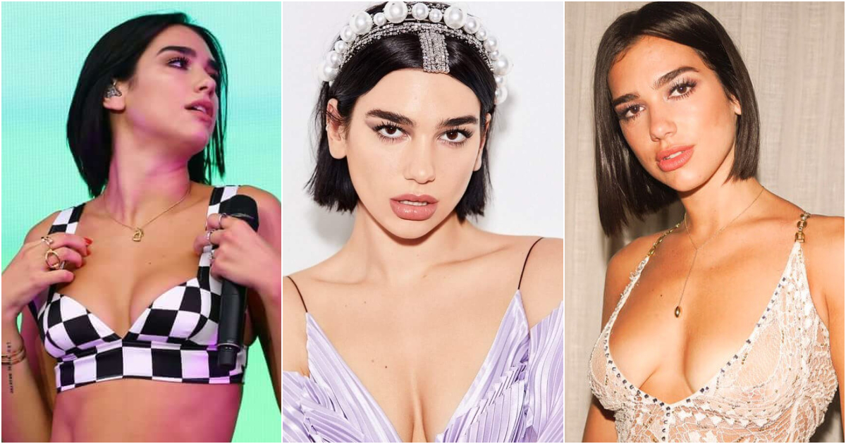 61 Sexy Dua Lipa Boobs Pictures Will Make You Want Her Best Of