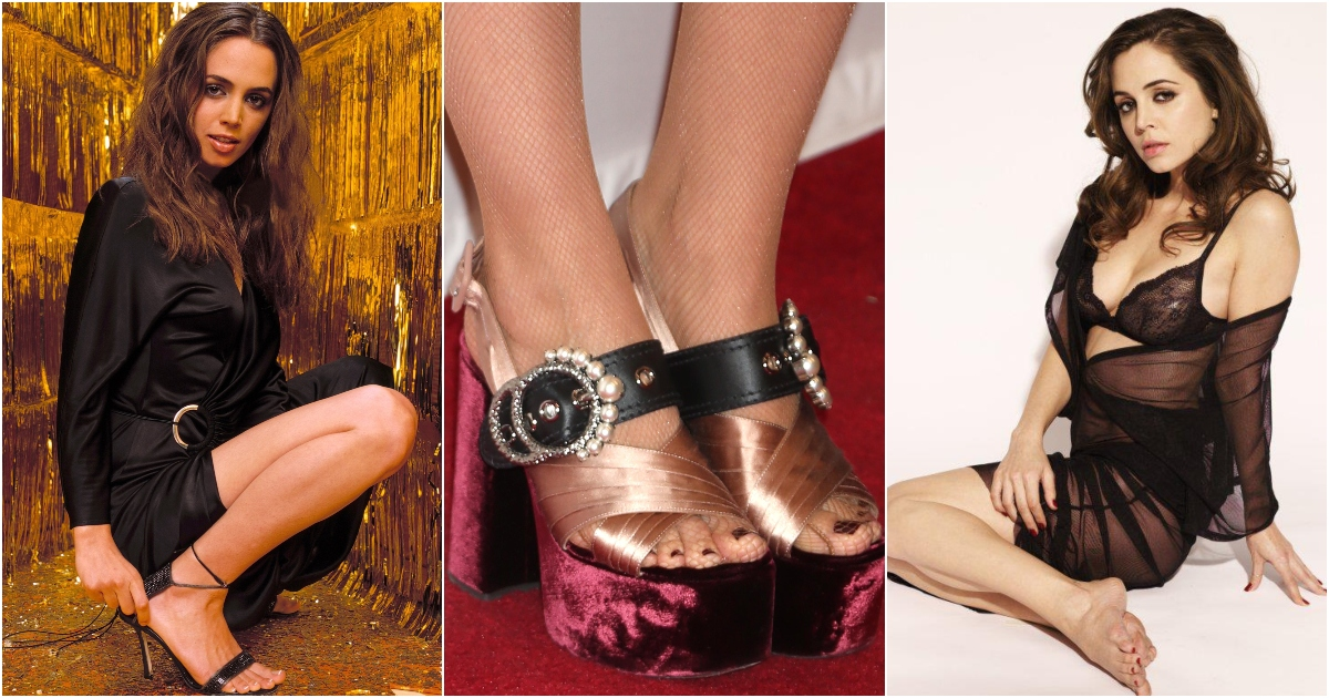 49 Sexy Eliza Dushku Feet Pictures Will Prove That She Is Sexiest