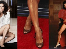 49 Sexy Eva Longoria Feet Pictures Will Blow Your Minds