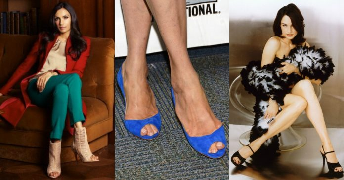 49 Sexy Famke Janssen Feet Pictures Will Make You Drool For Her