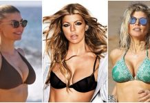 49 Sexy Fergie Boobs Pictures Are Wet Dreams Stuff