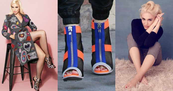 49 Sexy Gwen Stefani Feet Pictures Will Blow Your Minds