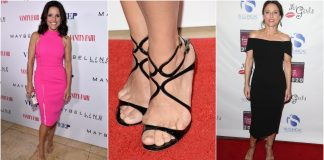 49 Sexy Julia Louis-Dreyfus Feet Pictures Will Prove That She Is Sexiest Woman In This World