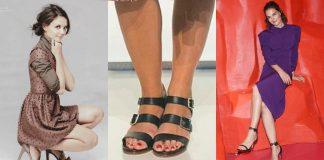 49 Sexy Katie Holmes Feet Pictures Are Heaven On Earth