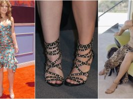 49 Sexy Kelly Clarkson Feet Pictures Are So Damn Hot That You Can't Contain It