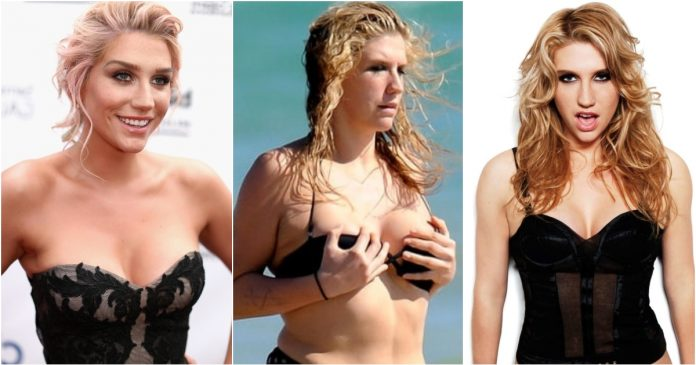 49 Sexy Kesha Boobs Pictures Are Going To Make You Want Her Badly