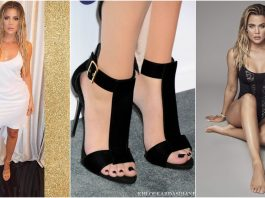 49 Sexy Khloé Kardashian Feet Pictures Will Get You All Sweating