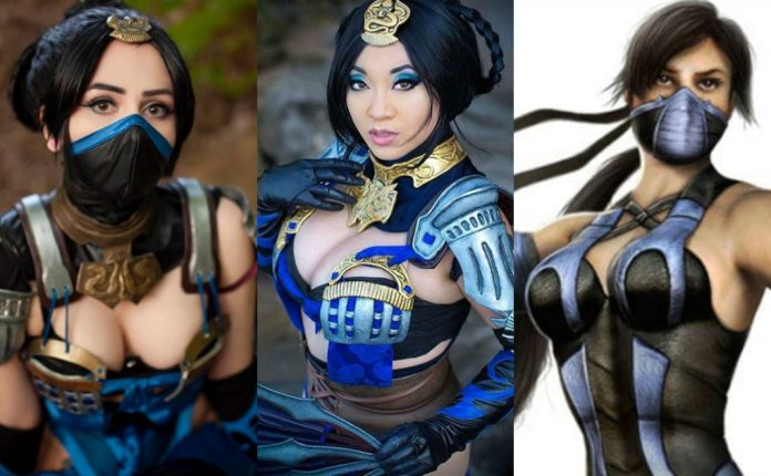 49 Sexy Kitana Boobs Pictures Are Just Heavenly