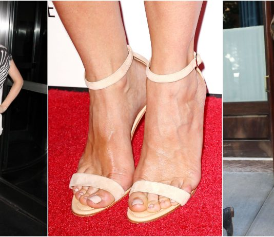 49 Sexy Kristen Wiig Feet Pictures Will Get You All Sweating