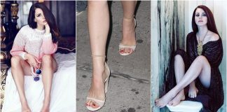 49 Sexy Lana Del Rey Feet Pictures Are Heaven On Earth