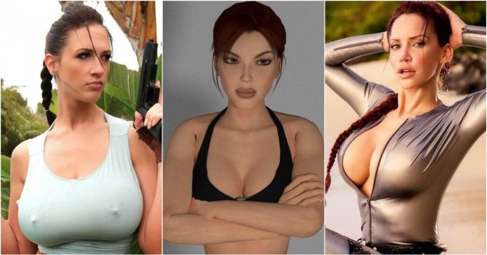 49 Sexy Lara Croft Boobs Pictures Are Going To Make You Want Her Badly