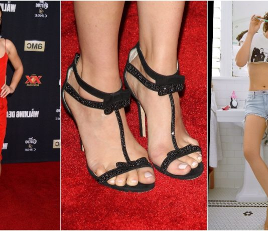 49 Sexy Lauren Cohan Feet Pictures Will Prove That She Is Sexiest Woman In This World