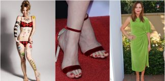 49 Sexy Leslie Mann Feet Pictures Are Heaven On Earth