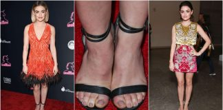 49 Sexy Lucy Hale Feet Pictures Are Heaven On Earth