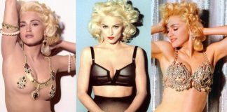49 Sexy Madonna Boobs Pictures Will Bring A Big Smile On Your Face