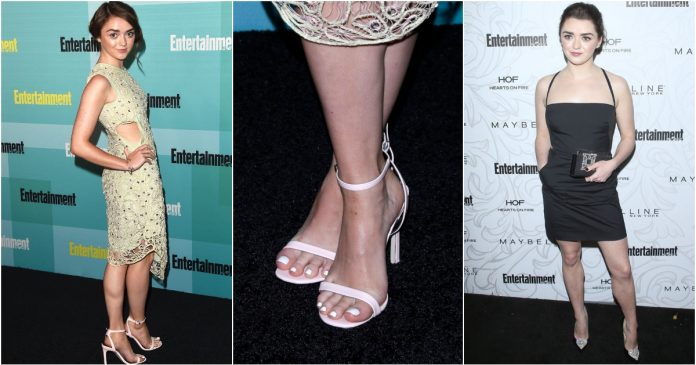 49 Sexy Maisie Williams Feet Pictures Are Too Delicious For All Her Fans