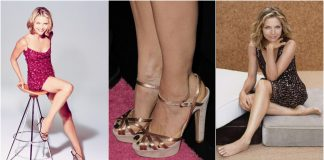 49 Sexy Michelle Pfeiffer Feet Pictures Are So Damn Hot That You Can't Contain It