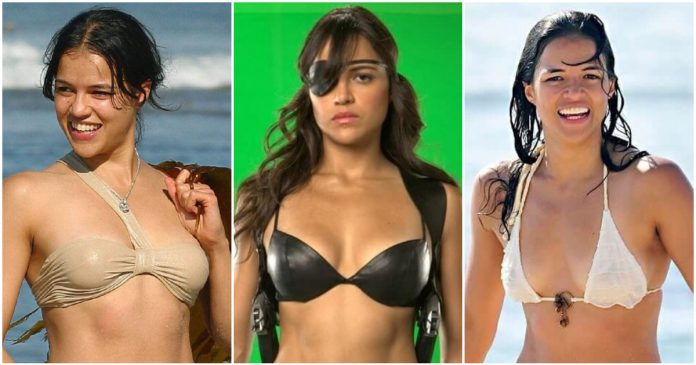 49 Sexy Michelle Rodriguez Boobs Pictures Will Make Your Hands Want Her