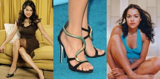 49 Sexy Michelle Rodriguez Feet Pictures Are Too Much For You To Handle