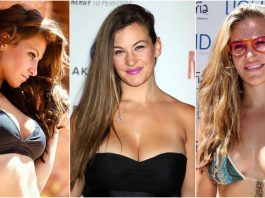 49 Sexy Miesha Tate Boobs Pictures Will Make You Want To Play With Her