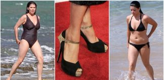 49 Sexy Neve Campbell Feet Pictures Will Make You Go Crazy For This Babe