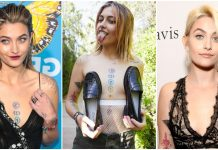 49 Sexy Paris Jackson Boobs Pictures Are Going To Make You Want Her Badly