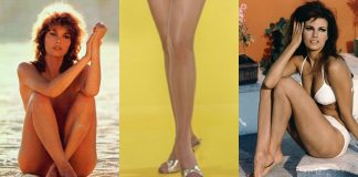 49 Sexy Raquel Welch Feet Pictures Are Too Delicious For All Her Fans