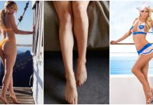 49 Sexy Sara Jean Underwood Feet Pictures Are Delight For Fans