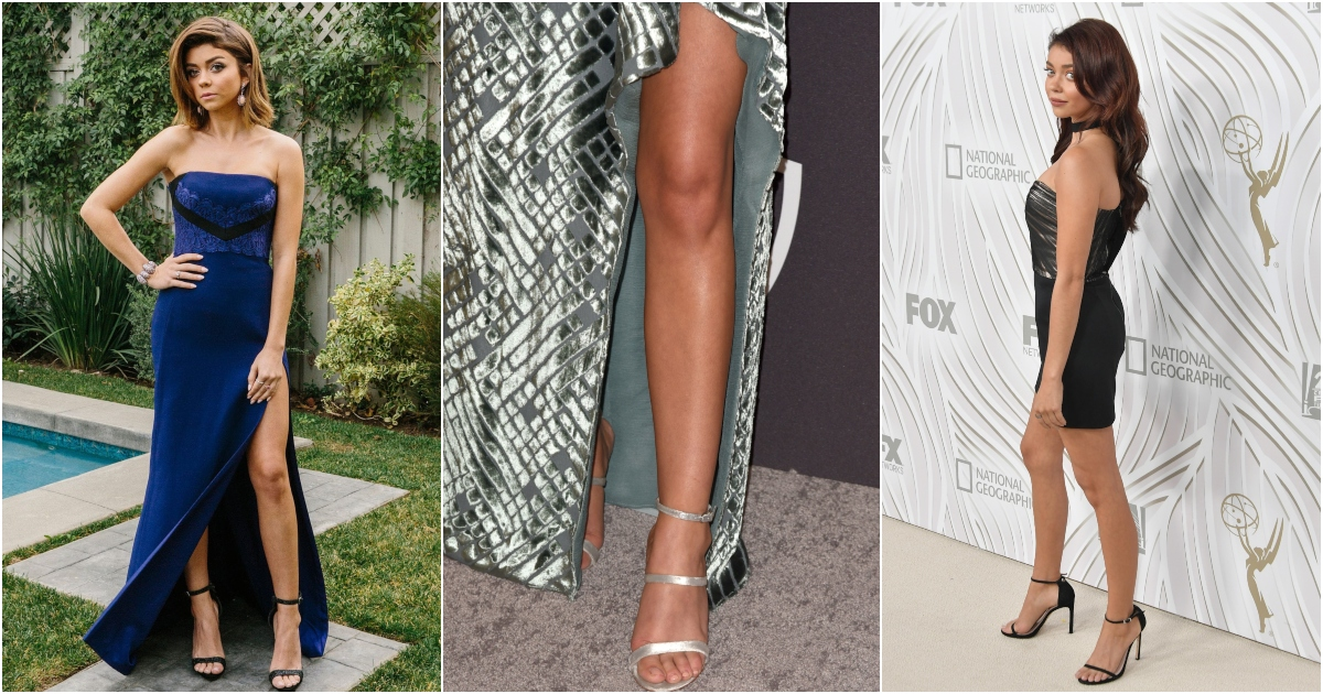 49 Sexy Sarah Hyland Feet Pictures Are So Damn Hot That You Cant