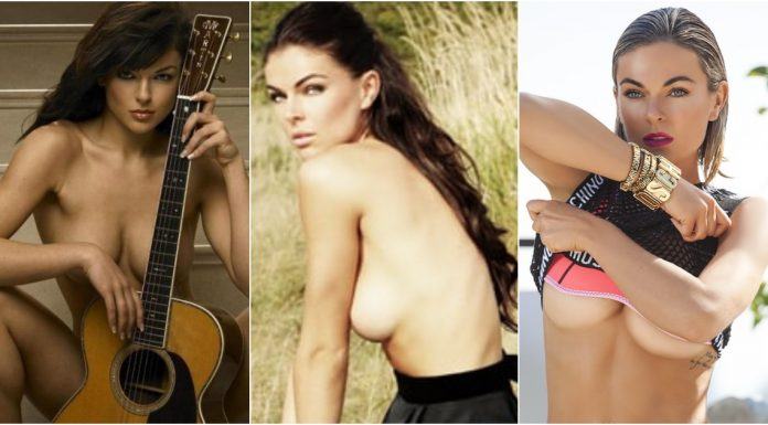 49 Sexy Serinda Swan Boobs Pictures Will Make You Think Dirty Thoughts