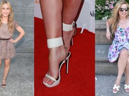 49 Sexy Tara Lipinski Feet Pictures Will Get You All Sweating