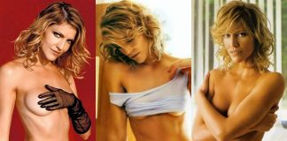49 Sexy Tricia Helfer Boobs Pictures Will Make You Want To Play With Her