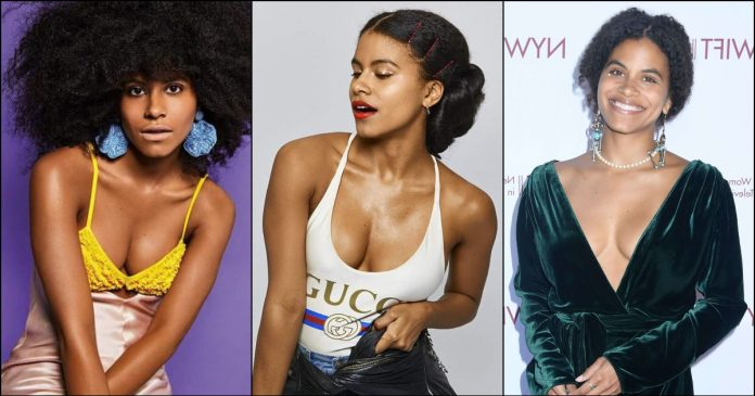 49 Sexy Zazie Beetz Boobs Pictures Are Absolutely Mouth-Watering